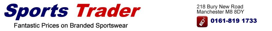 Sports Trader, Manchester, Wholesale Sportswear, Reebok